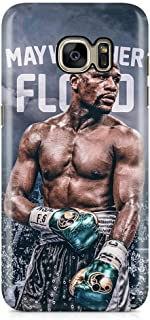 UFC Mayweather Floyd Hard Plastic Phone Case Cover Shell For Samsung Galaxy S7 Edge