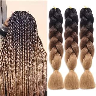 Best smooth braiding hair Reviews