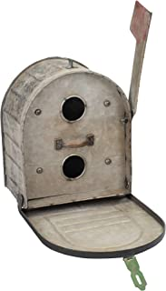 Designs Combined, Inc Metal Mail Box Bird House