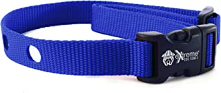 Extreme Dog Fence Dog Collar Replacement Strap - Compatible with Nearly All Brands and Models of Underground Dog Fences