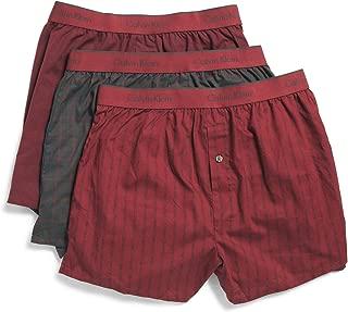 Men`s Cotton Slim Fit Boxers 3 Pack
