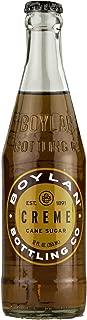 Boylan Cane Sugar Cream Soda 12 oz. (24 Bottles)