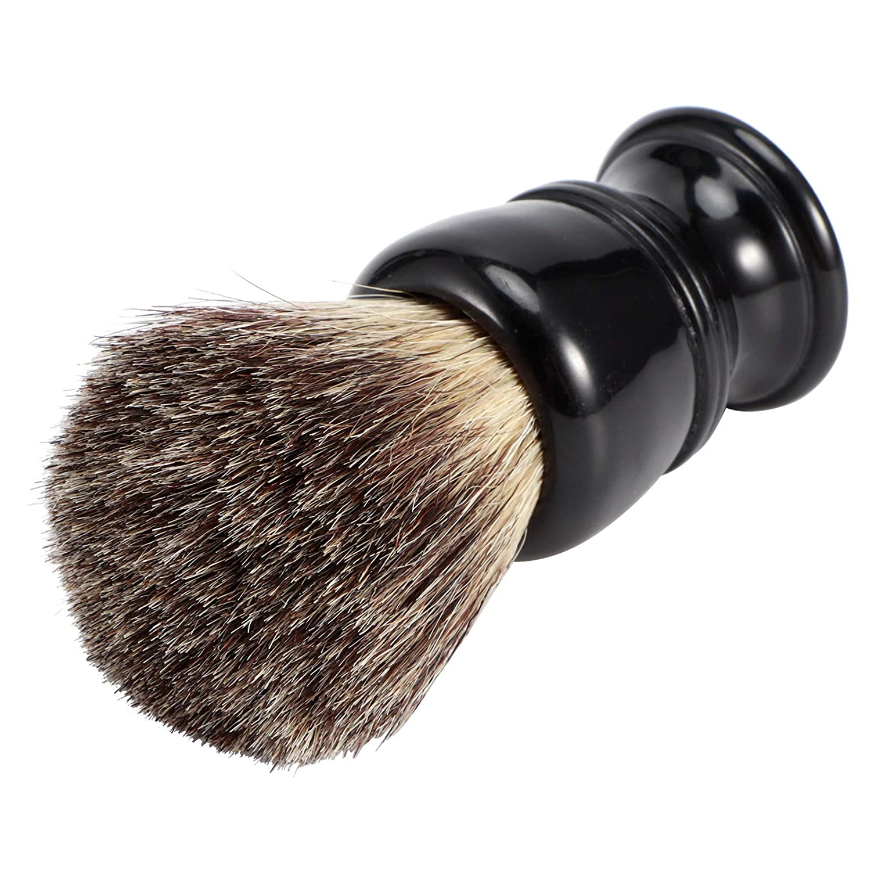 Dense Brushes Beard Brush Hair Max 44% OFF San Francisco Mall Comfortab Men Shaving for