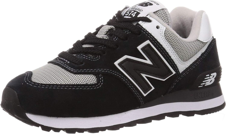 ニューバランス ML574 黒