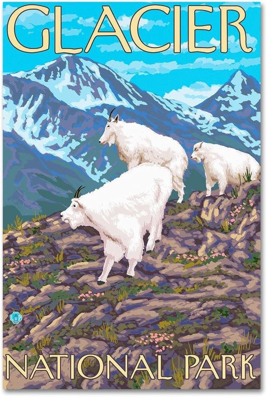 Trademark Fine Art Travel 27 by Lantern Press, 12x19 Canvas Wall Art