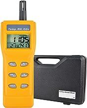 Indoor Air Quality 9999ppm Digital Carbon Dioxide Temperature Humidity NDIR Sensor IAQ WB DP Tester