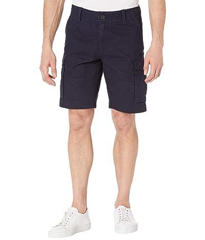 Tommy Hilfiger Six-Pocket Cargo Shorts (Sky Captain) Men