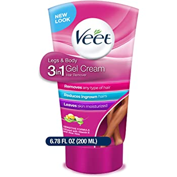 Amazon Com Hair Removal Cream Veet Silk And Fresh Technology