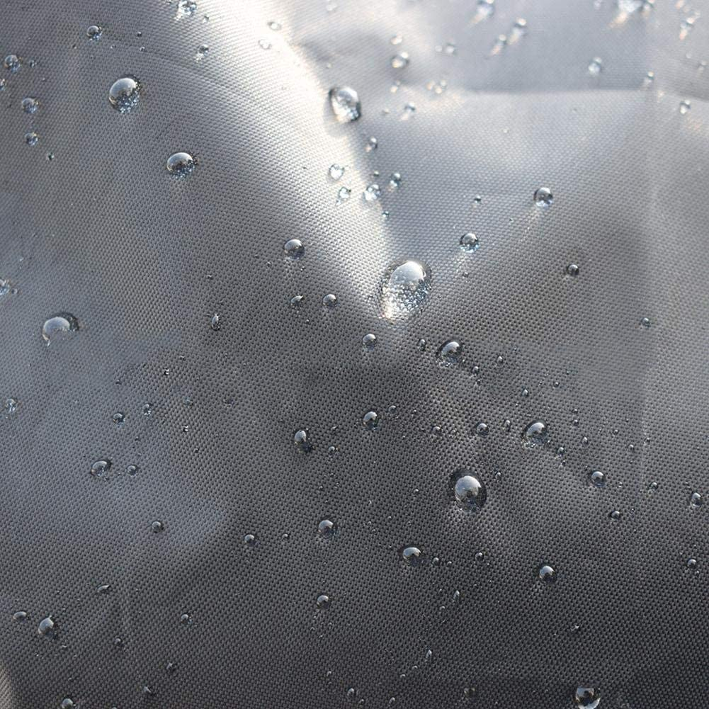 Buding Funda para Cinta De Correr Cobertor para Cinta De Andar Funda Protectora para M/áquina De Correr El/éctrica Motorizada Plegable Impermeable Anti-UV Protecci/ón 95x75x160cm