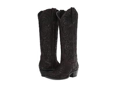 Old Gringo Madona (Chocolate) Cowboy Boots