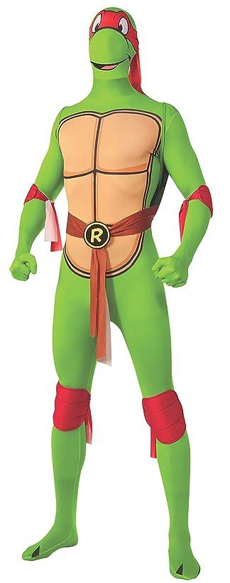 Rubie's Men's Nickelodeon Teenage Mutant Ninja Turtles 2nd Skin