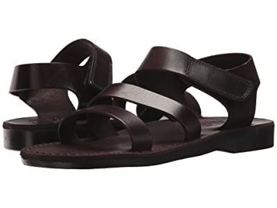 Jerusalem Sandals Jared (Brown) Men