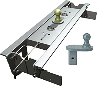 B&W Trailer Hitches 1108 Gooseneck Hitch With 4085 Extender For Short Bed Ford SuperDuty - Complete Kit