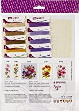 "RIOLIS Cross Stitch Kit 4""X11.75""-Pulmonaria (18 Count), Multi"