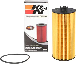 K&N Premium Oil Filter: Designed to Protect your Engine: Compatible with Select 2003-2010 FORD (Super Duty, E350, E450, F250, F350, F450, F550, Harley Davidson, Club Wagon, Excursion), PS-7009