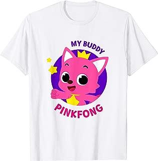 Best pinkfong t shirt Reviews