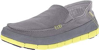 حذاء رجالي بنعل مطاطي من كروكس