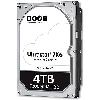 HGST Ultrastar 7K6000 ISE 512e 4TB SATA 6Gb/s - 0F23005