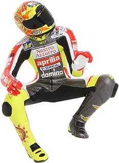 Minichamps 312990146 Model Motorbike with Figurine Rossi World Champion 1999 - 1:12 Scale