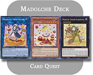 Yu-Gi-Oh! - Complete Madolche Xyz Deck