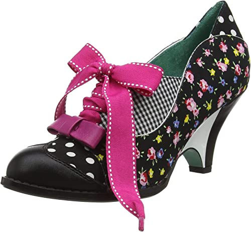 Poetic Licence by Irregular Choice Force of Beauty, Brogues Femme