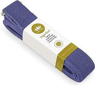 Best organic cotton yoga strap Reviews