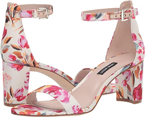 Pink Multi Fabric