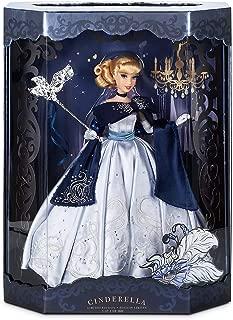 LE Cinderella Midnight Masquerade Disney Designer Doll Limited Edition 5600