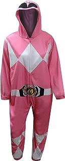 Women's Pink Ranger One Piece Pajama