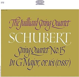 Schubert: String Quartet No. 15 in G Major, Op. 161 ((Remastered))
