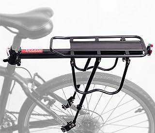 COMINGFIT Bike Carrier Rack Capacidad de 50kg Solid Bearings
