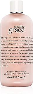 Philosophy Amazing Grace Perfumed Shampoo Bath & Shower Gel, 480ml