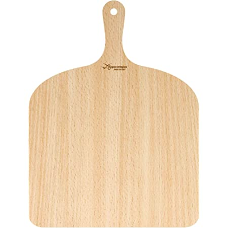 Pelle à Pizza Eppicotispai en bois de bouleau - 30x41,5cm, Bois, 1