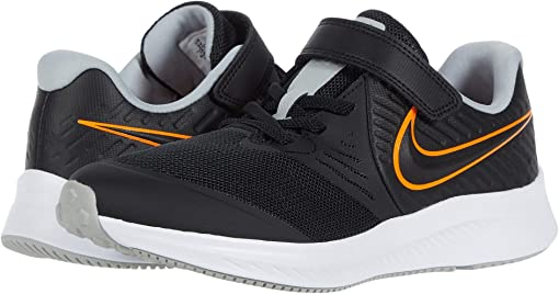 Black/Total Orange/White/Light Smoke Grey