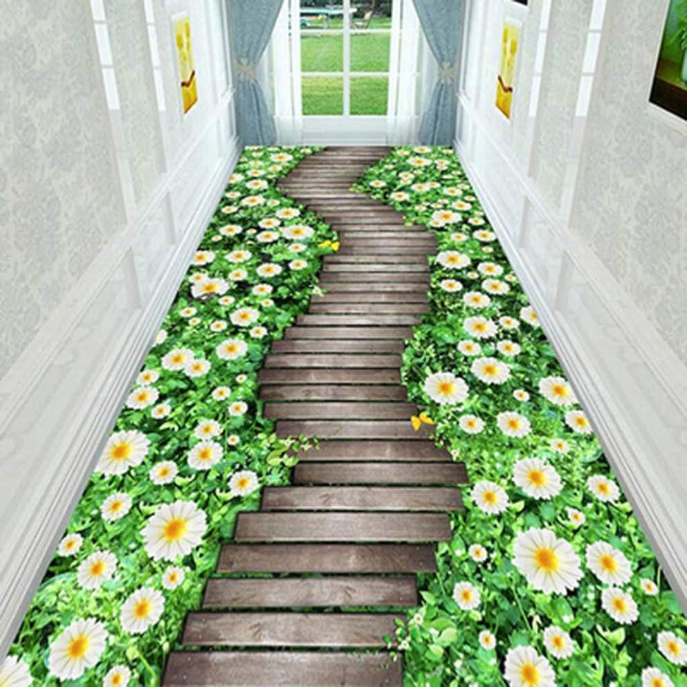素子コンサートアーク長方形のカーペット、カスタマイズ可能な装飾マット、ホテルの居住地/廊下の長いカーペット、吸収剤/スリップ/退色防止用に切断可能