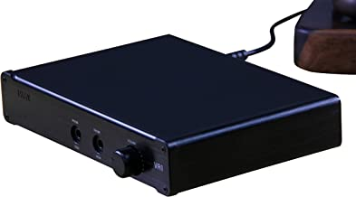 SMSL Audio VA1 Desktop Headphone Amplifier, Black