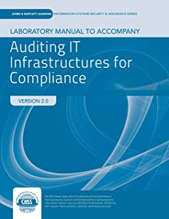Lab Manual To Accompany Auditing IT Infrastructure For Compliance