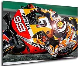 Instabuy Poster - Sport - Moto GP - Jorge Lorenzo Manifesto 70x50
