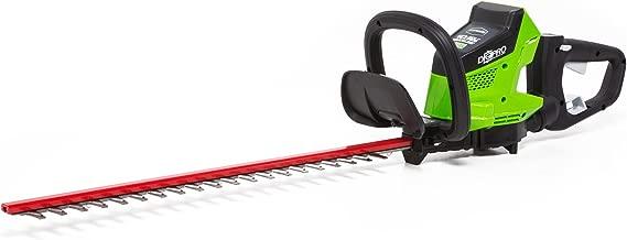 Greenworks HT40L00 Brushless Cordless Hedge Trimmer, 24