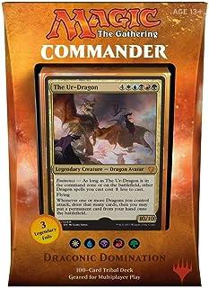Magic The Gathering MTG Commander 2017 Deck – Draconic Domination