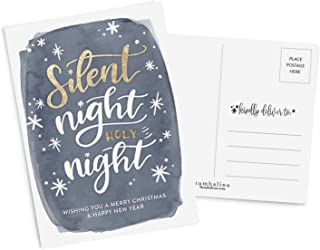 Best hand lettered christmas cards Reviews