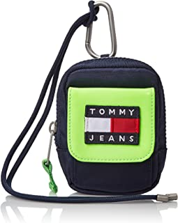 Tommy Jeans Heritage Hanging Pouch, Multicolor, AM0AM05756