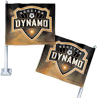 WinCraft Soccer Houston Dynamo WCR62417091 Perfect Cut Decals 8 x 8