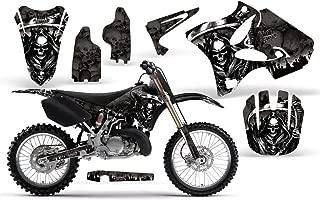 Reaper-AMRRACING MX Graphics decal kit fits Yamaha YZ 125/250 (2002-2013)-Black
