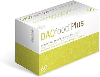 DAOfood - Manejo Dietético del déficit de DAO - 60 Cápsulas con Pellets Gastrorresistentes