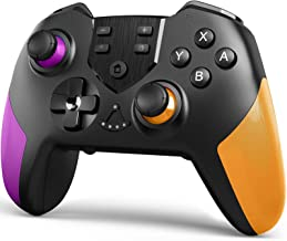 TERIOS Wireless Controller Compatible with Nintendo Switch,Nintendo Switch Lite – Gamepad with Button Programming Mode – T...