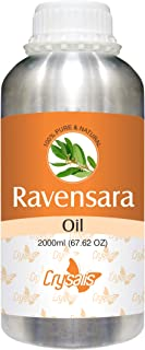 Crysalis Ravensara Oil 100% Natural Pure Undiluted Uncut Essential Oil 2000ml