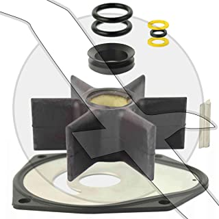 Engineered Marine Products MerCruiser Water Pump Impeller Kit, Alpha 1 - GEN 2 - EMP Replaces- 18-3214, 47-43026Q06