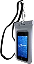CaliCase Universal Waterproof Floating Case - Silver