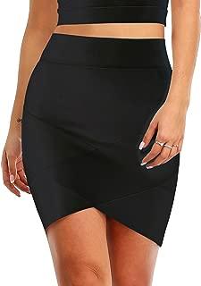 bandage elastic skirt
